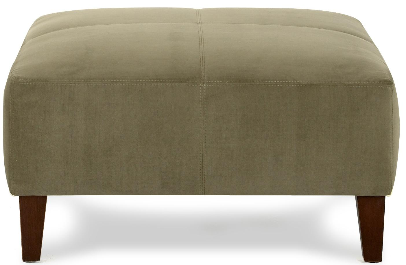 Klaussner Chairs and Accents Ottoman - Item Number: C9900 OTTO