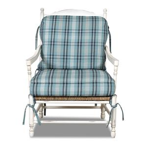 Klaussner Chairs and Accents Homespun Accent Chair