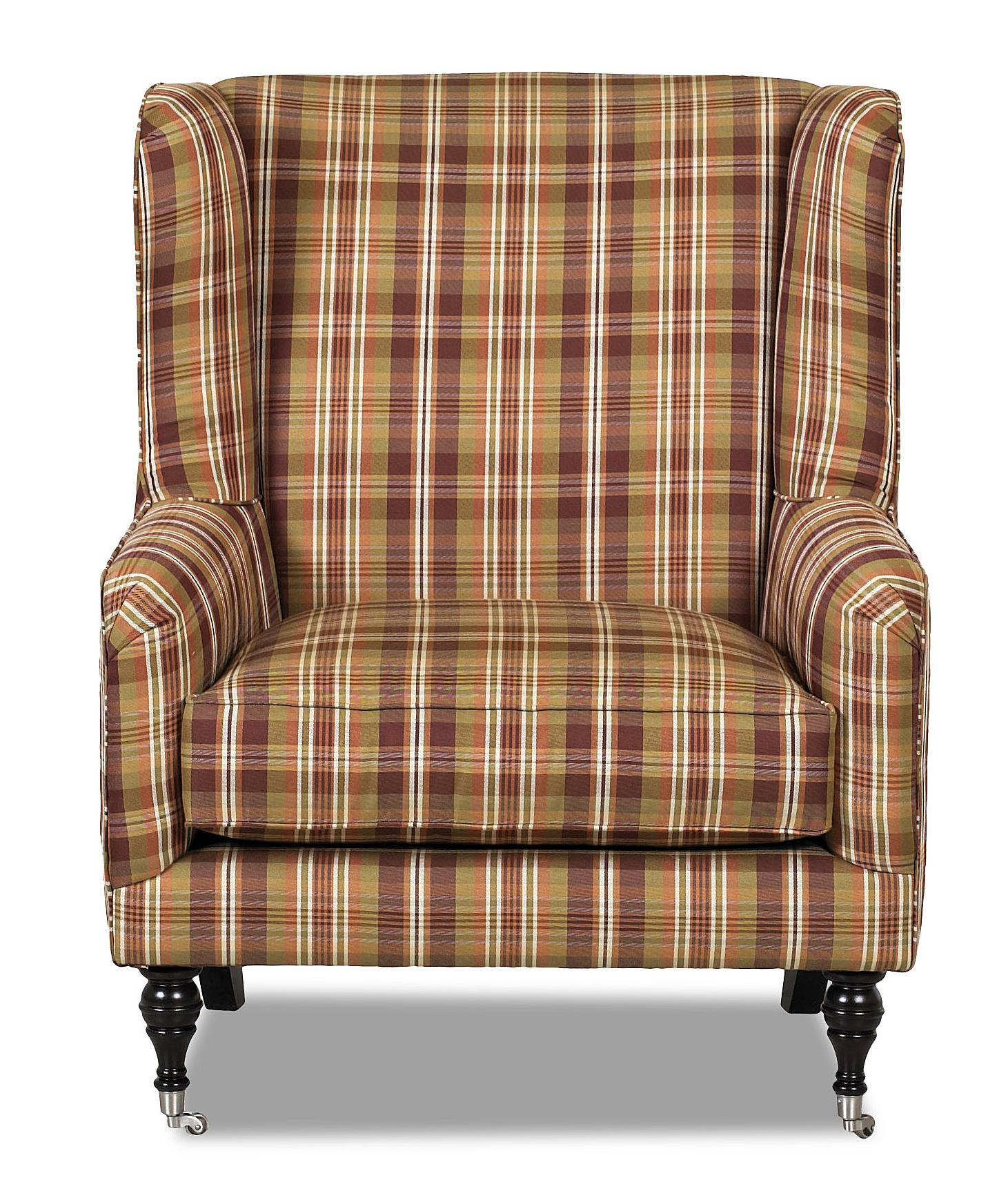 Klaussner Chairs and Accents Edenton Accent Chair - Item Number: D45700 OC
