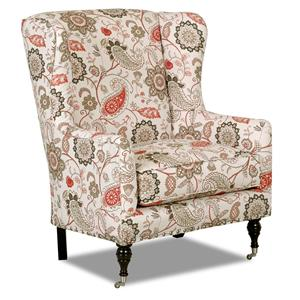 Elliston Place Chairs and Accents Edenton Accent Chair