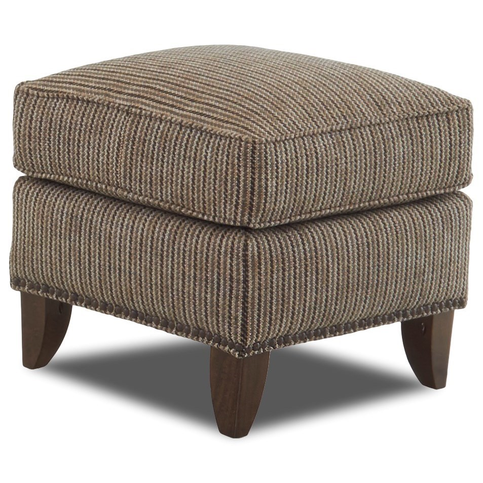 Lexington Avenue Ottoman