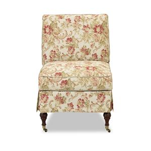 Elliston Place Chairs and Accents Clara Accent Chair with Casters