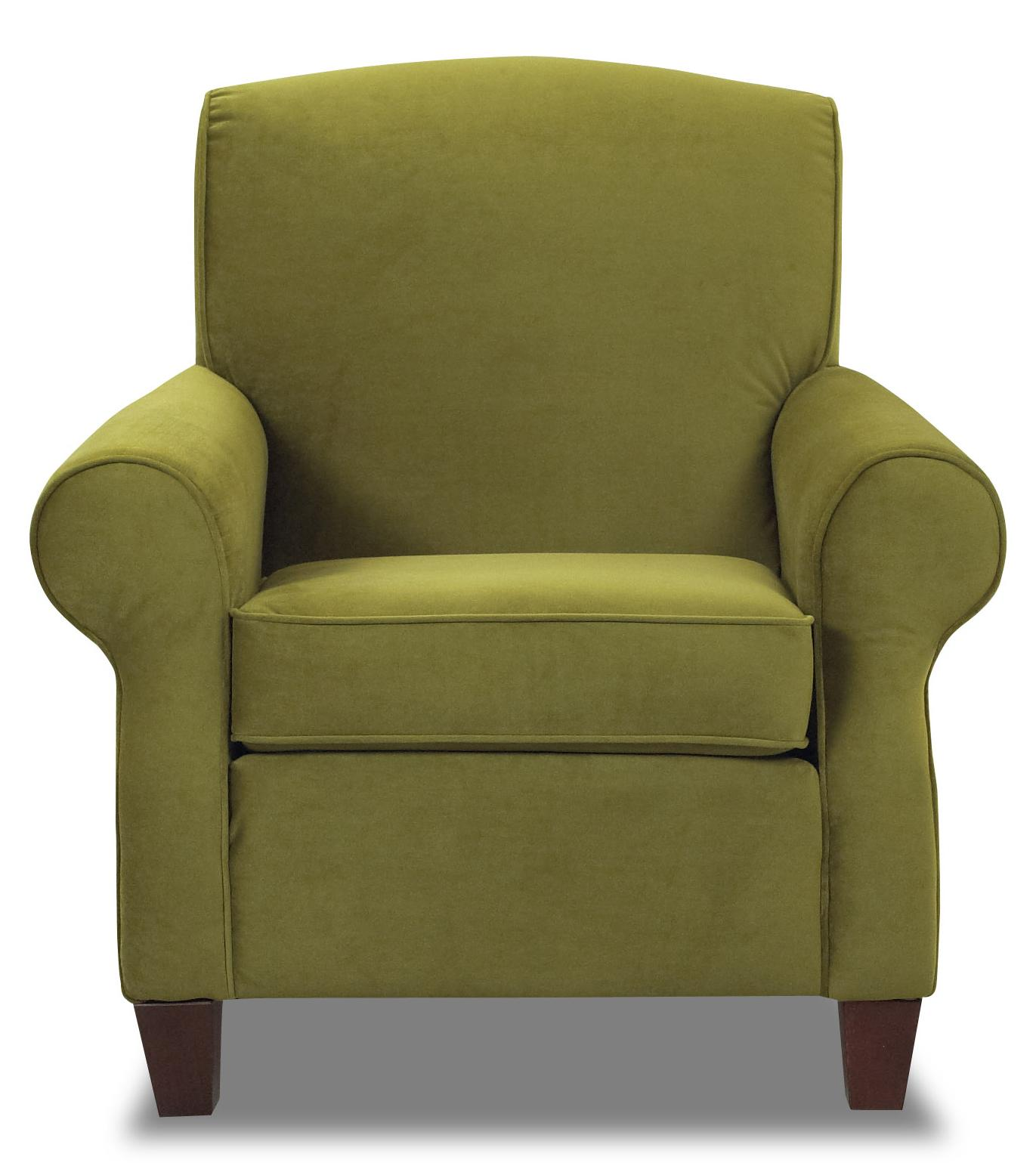 Chairs and Accents Marie Accent Chair by Klaussner at Johnny Janosik