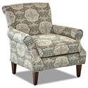 Klaussner Chairs and Accents Occasional Chair - Item Number: K26300 OC-BERG PINE
