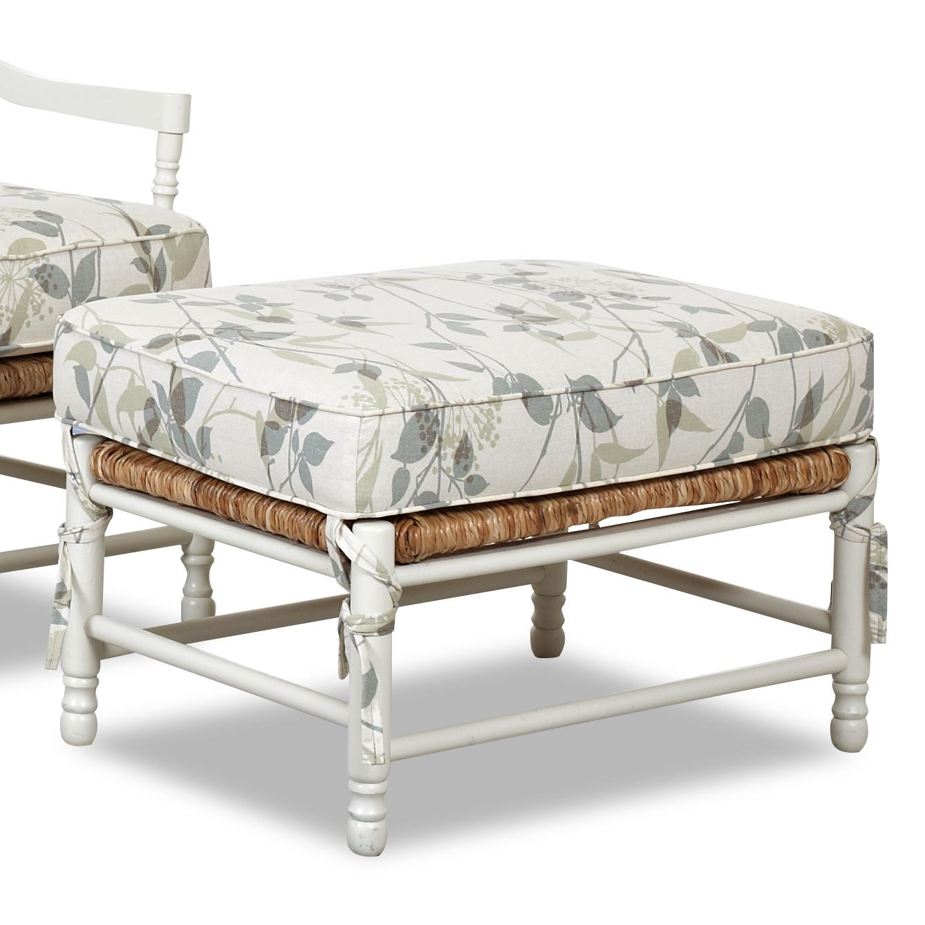 Klaussner Chairs and Accents Verano Ottoman - Item Number: K300 OTTO