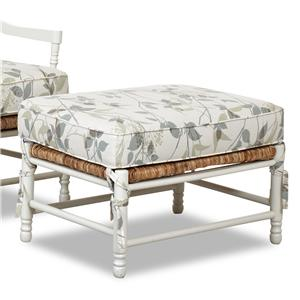 Klaussner Chairs and Accents Verano Ottoman