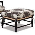 Klaussner Chairs and Accents Verano Ottoman - K300 OTTO
