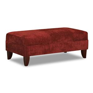 Klaussner Chairs and Accents Seymour Accent Ottoman