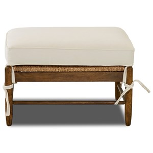 Riverbank Occasional Ottoman