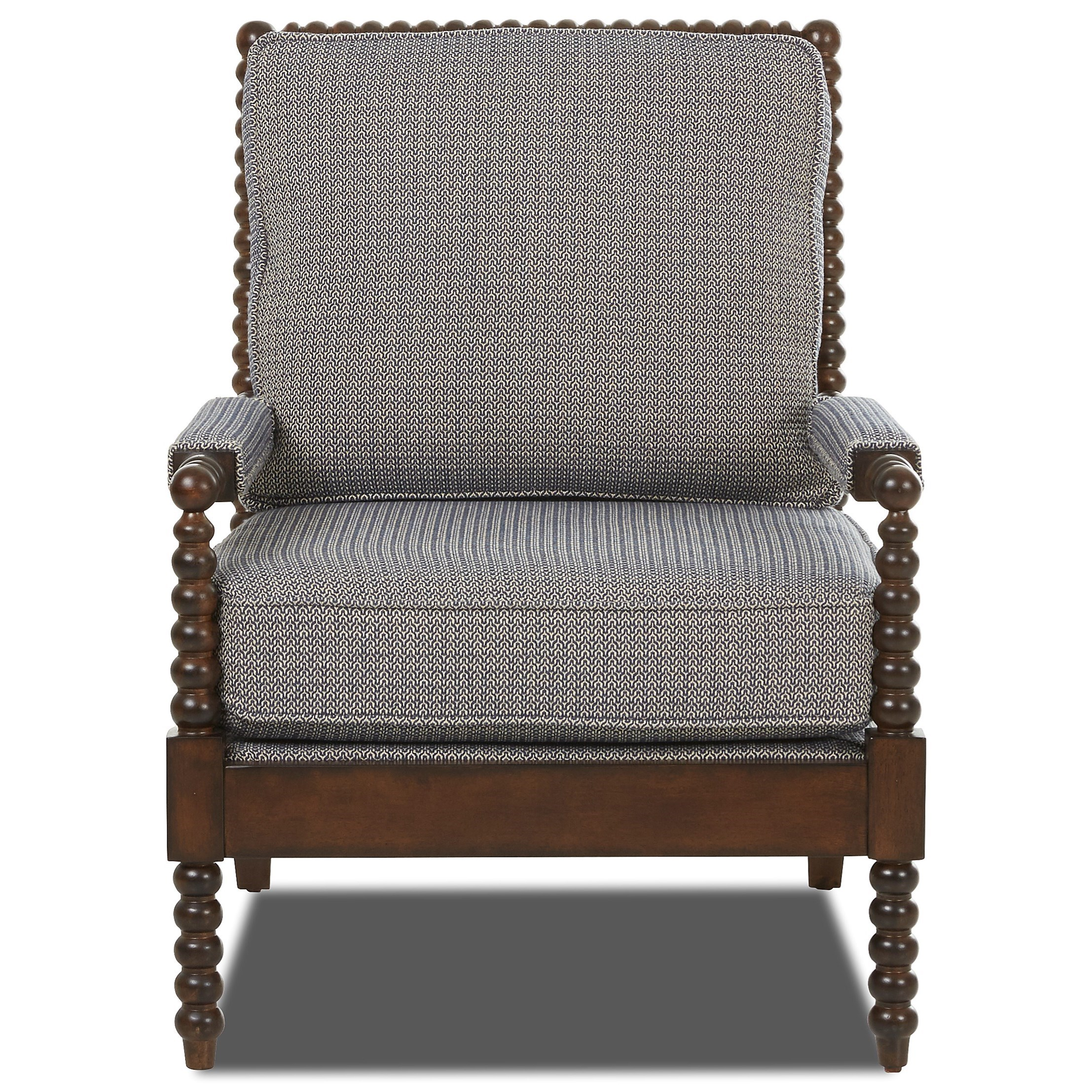 Klaussner Chairs And Accents K570 Oc Rocco Accent Chair