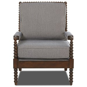 Elliston Place Chairs and Accents Rocco Accent Chair