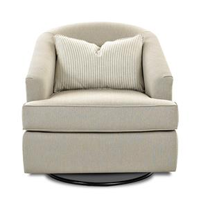 Elliston Place Chairs and Accents Devon Swivel Glide Chair