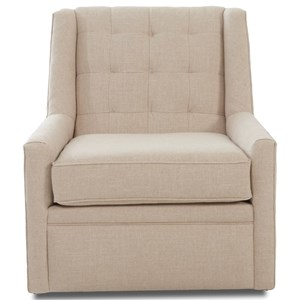 Elliston Place Chairs and Accents Swivel Accent Chair