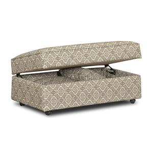 Elliston Place Chairs and Accents Stella Storage Accent Ottoman