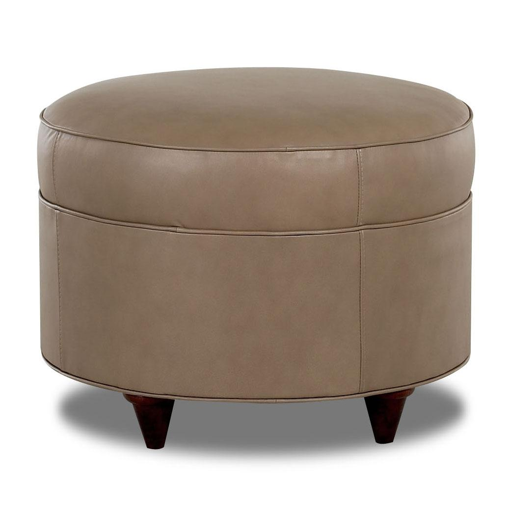 Klaussner Chairs and Accents Orbit Ottoman - Item Number: L1OTTO