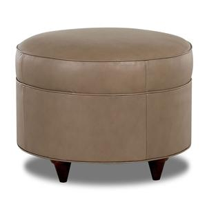 Elliston Place Chairs and Accents Orbit Ottoman