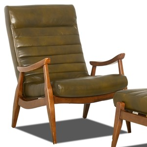 Klaussner Chairs and Accents Hans Chair