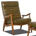 Klaussner Chairs and Accents Hans Chair - Item Number: L3100 OC-Legacy Moss