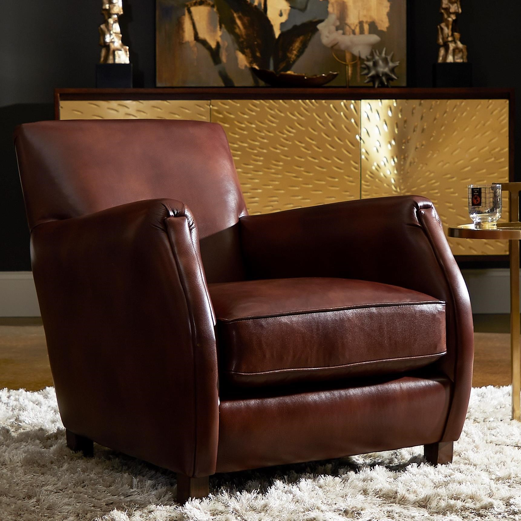 Chairs And Accents Rocket Chair By Klaussner