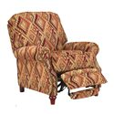 Klaussner High Leg Recliners Delilah High Leg Recliner
