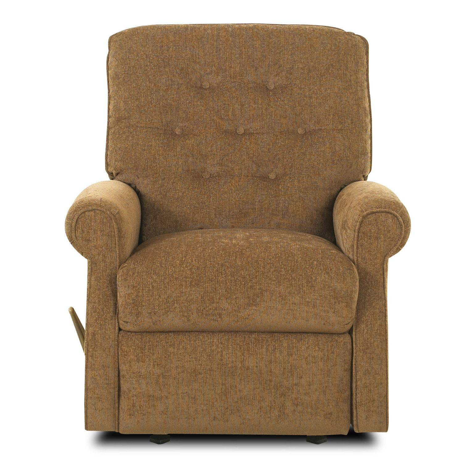 Klaussner Recliners Virgo Swivel Gliding Reclining Chair - Item Number: 46703H SGRC