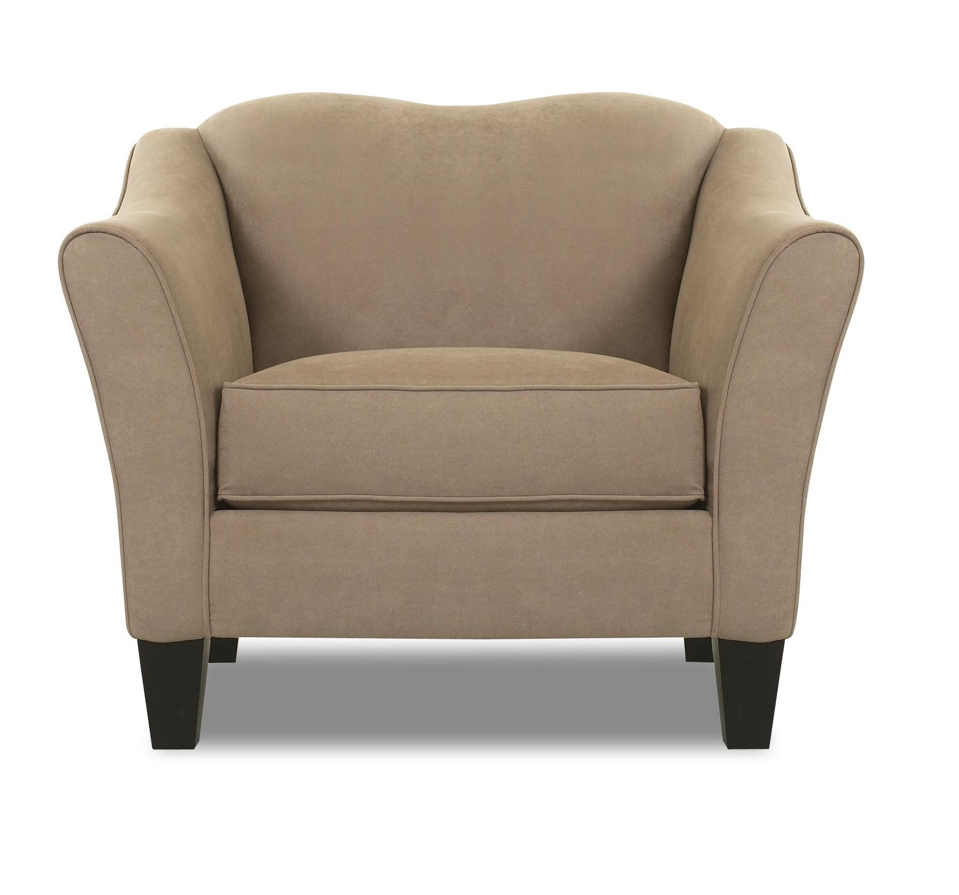 Klaussner Kris Upholstered Stationary Chair - Item Number: B98900C