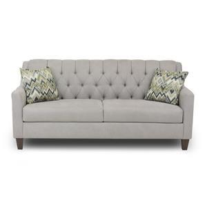 Ordinaire Apartment Size Tufted Sofa