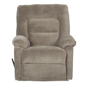 Klaussner Landon Casual Swivel Gliding Reclining Chair