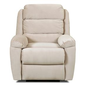 Elliston Place Lanier Casual Swivel Rocking Reclining Chair
