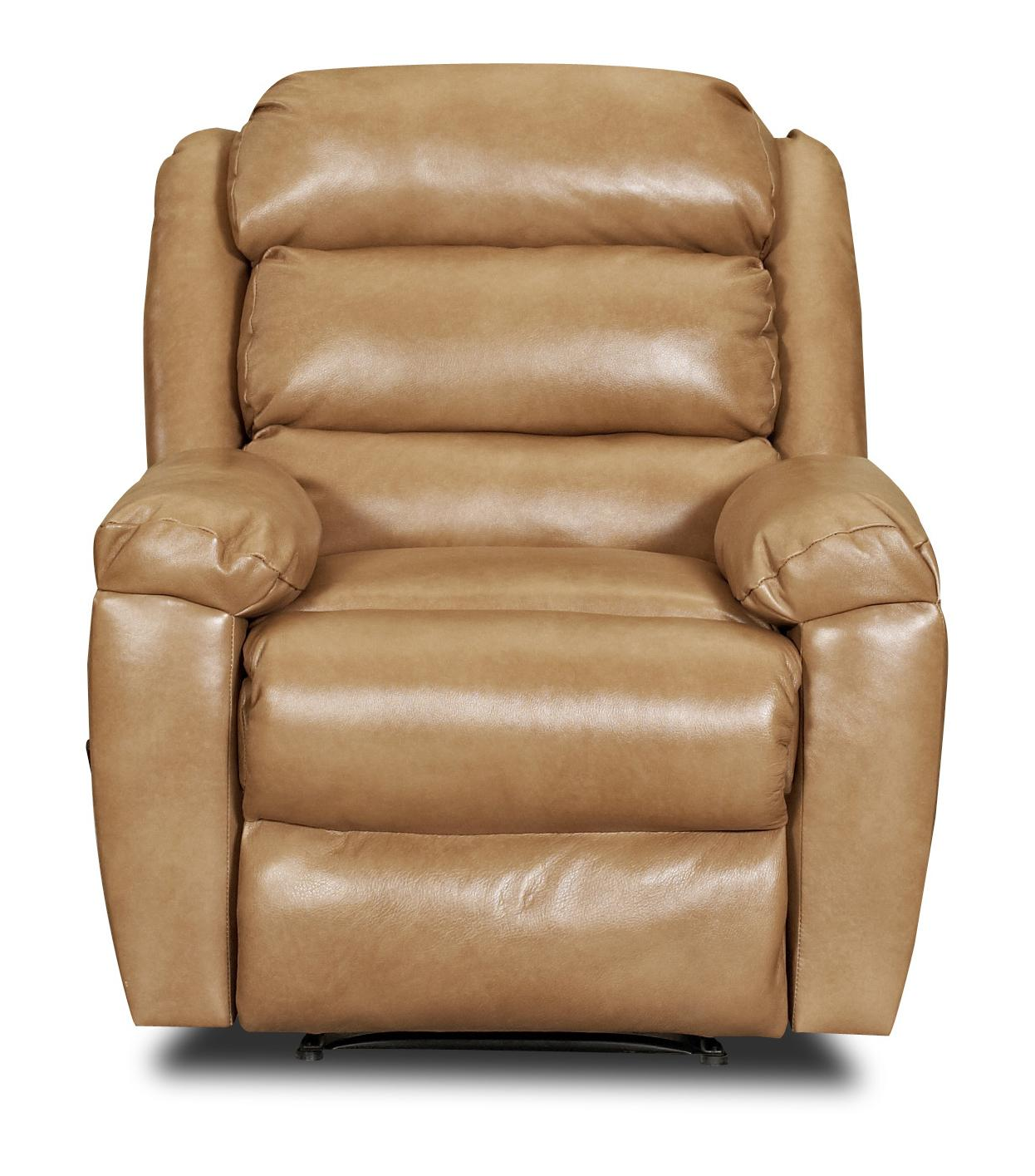 Klaussner Lanier Casual Power Recliner - Item Number: LV12503 PWRC