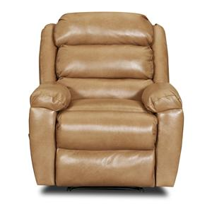 Belfort Basics Lanier Casual Reclining Rocking Chair