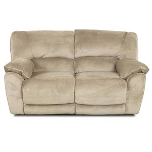Klaussner Laredo  Power Reclining Loveseat