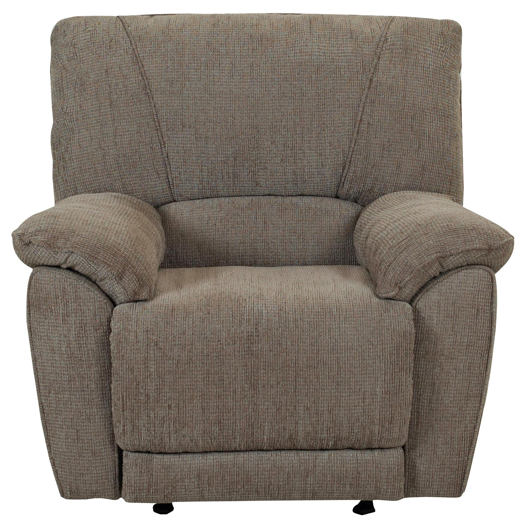 Klaussner Laredo  Gliding Reclining Chair - Item Number: 57903H GLRC