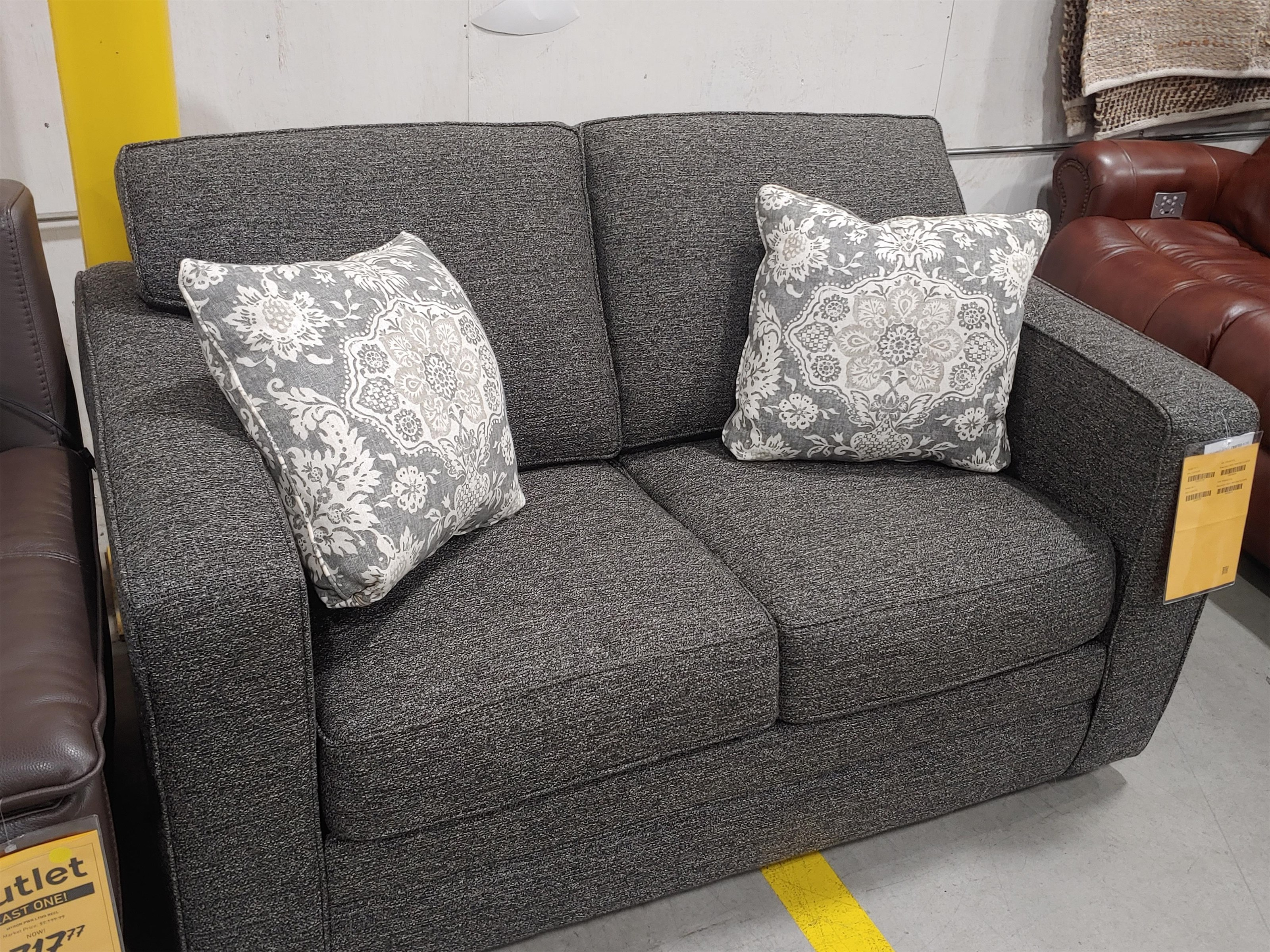Last One Recliner Last One! Twin Sofa Sleeper by Klaussner at Morris Home
