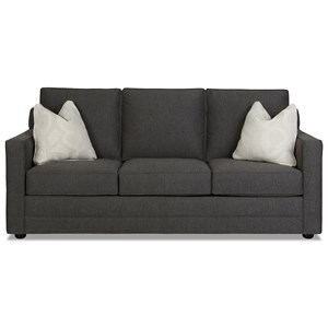 Queen Sleeper Sofa w/ Dreamquest Mattress