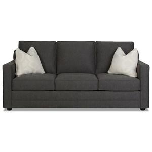 Queen Sleeper Sofa w/ Innerspring Mattress