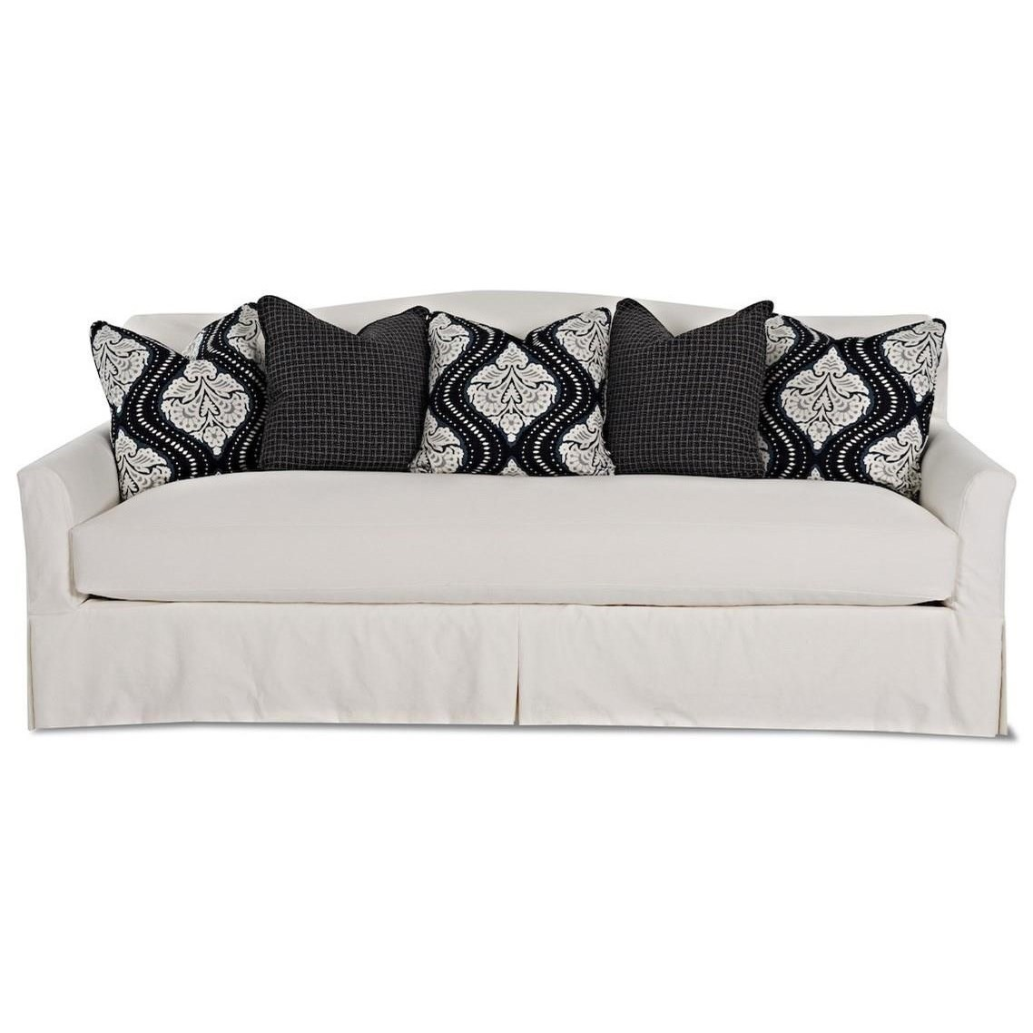 Leighton Sofa by Klaussner at Johnny Janosik