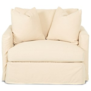 Elliston Place Leisure Chair with Slipcover