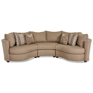 Klaussner LIA Sectional