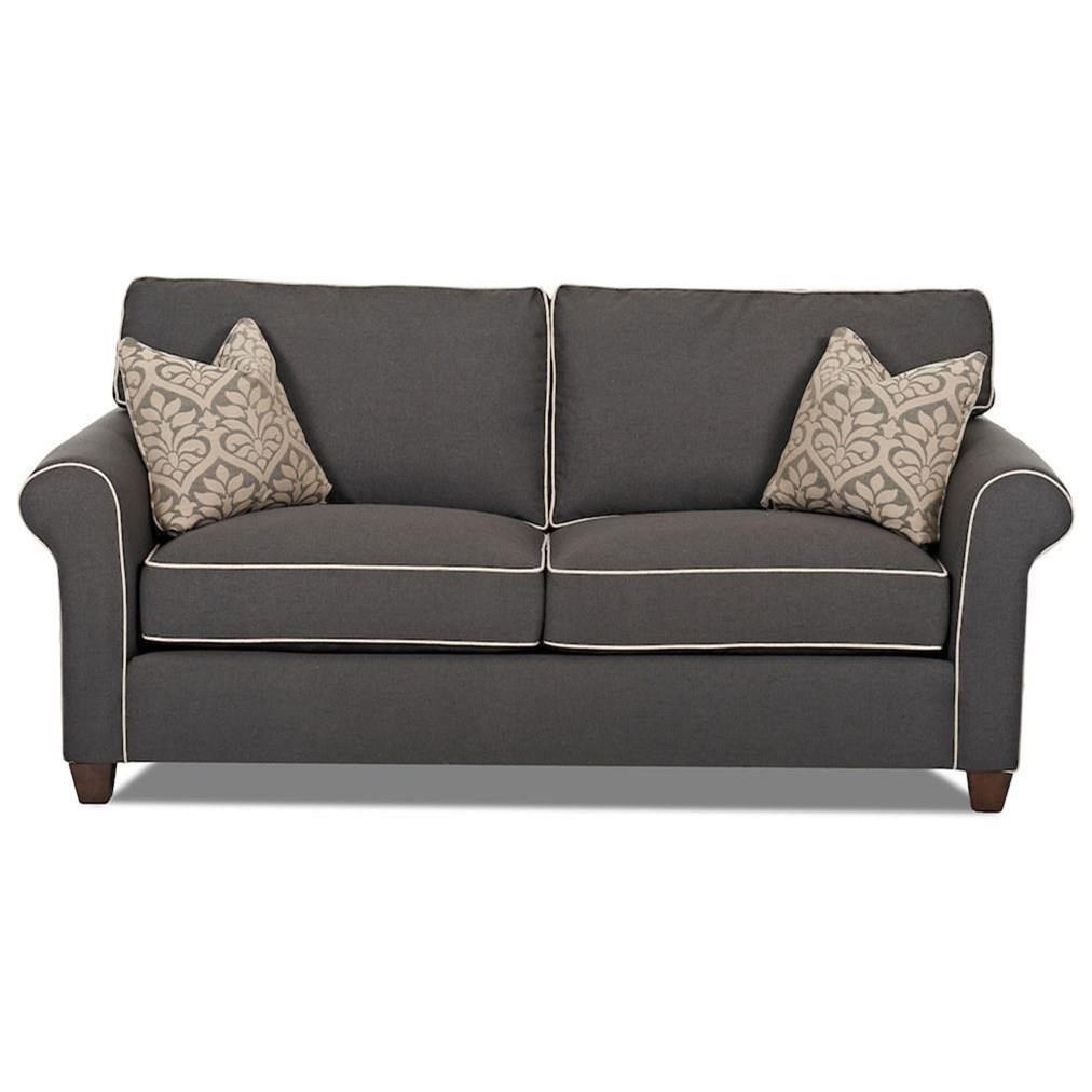 Full Innerspring Sleeper Sofa
