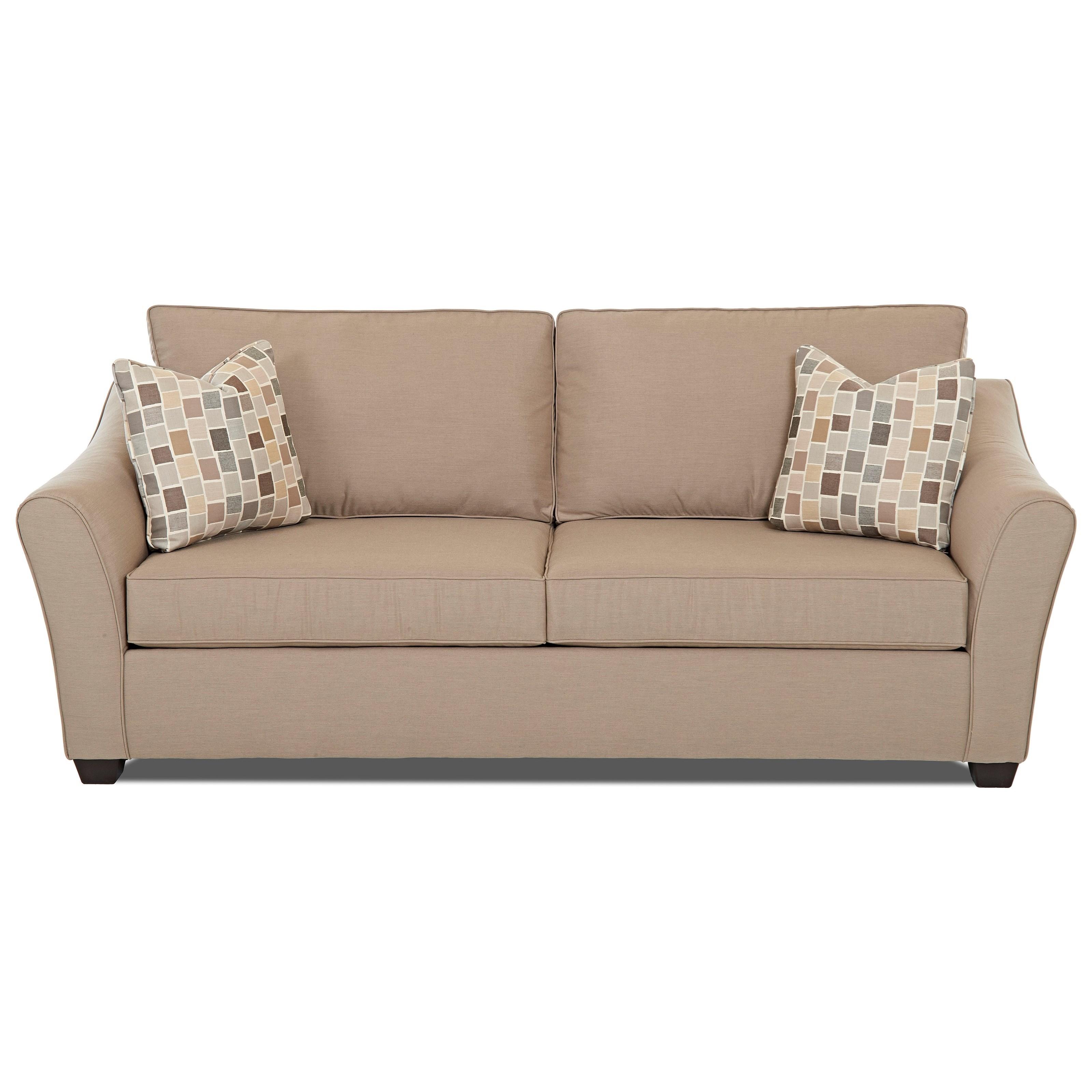 Klaussner Linville Sofa - Item Number: K80400 S-48031-0000