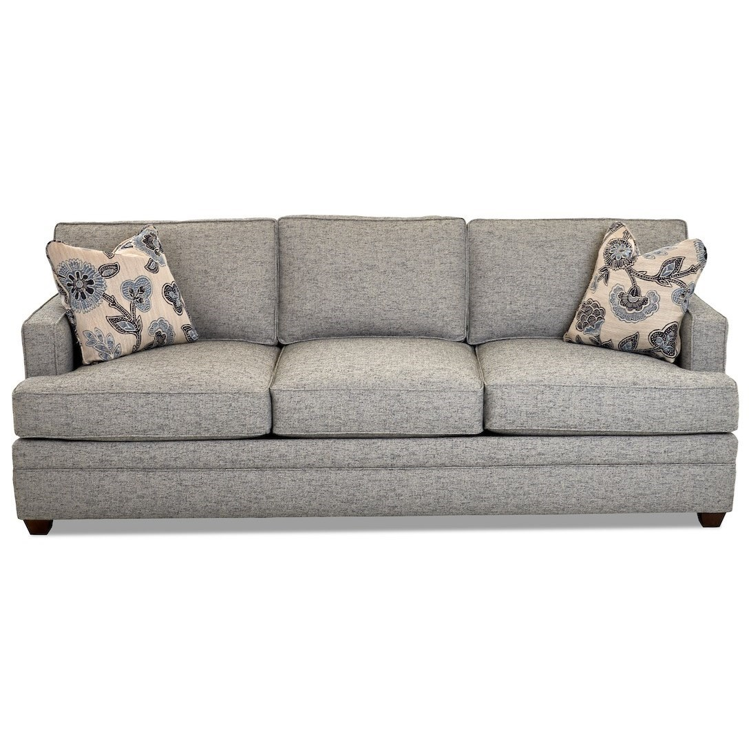 Living Your Way Sofa by Klaussner at Johnny Janosik