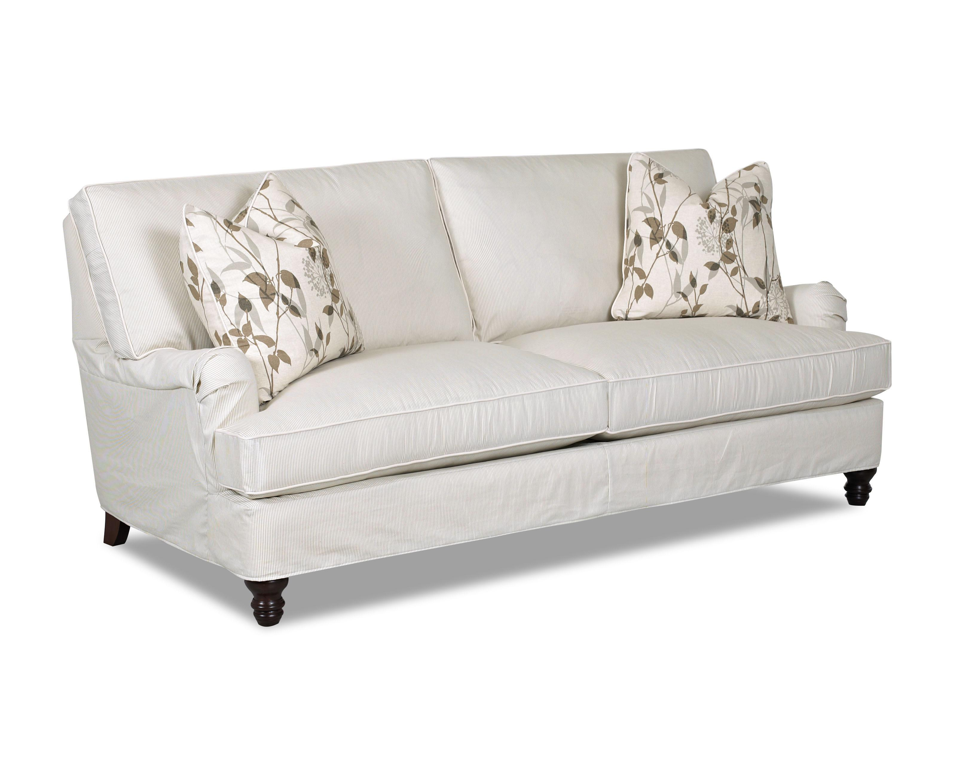 Klaussner Loewy Sofa - Item Number: D40100 S