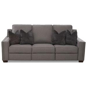 Power Hybrid Sofa w/ Pwr Headrests