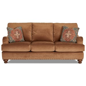 Elliston Place Loxley Stationary Sofa