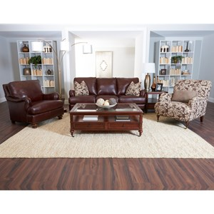 Klaussner Loxley Living Room Group
