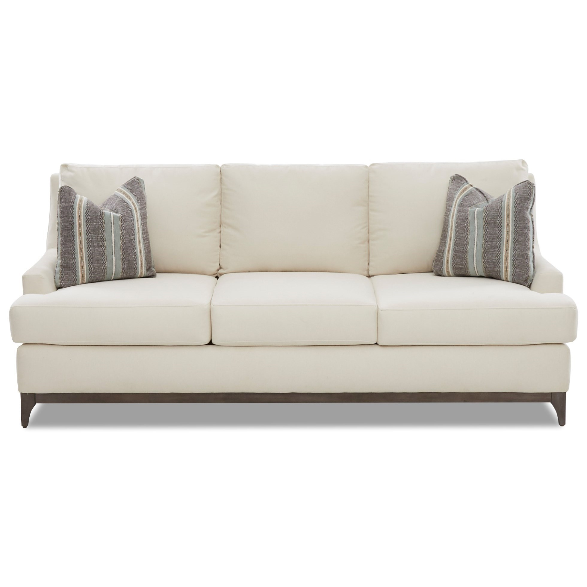 Luca Sofa by Klaussner at Johnny Janosik