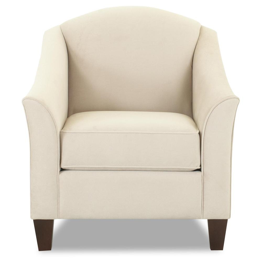 Klaussner Lucy Occasional Chair - Item Number: K1400OC