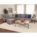 Klaussner Lyndon Living Room Group - Item Number: K99600 Living Room Group 1