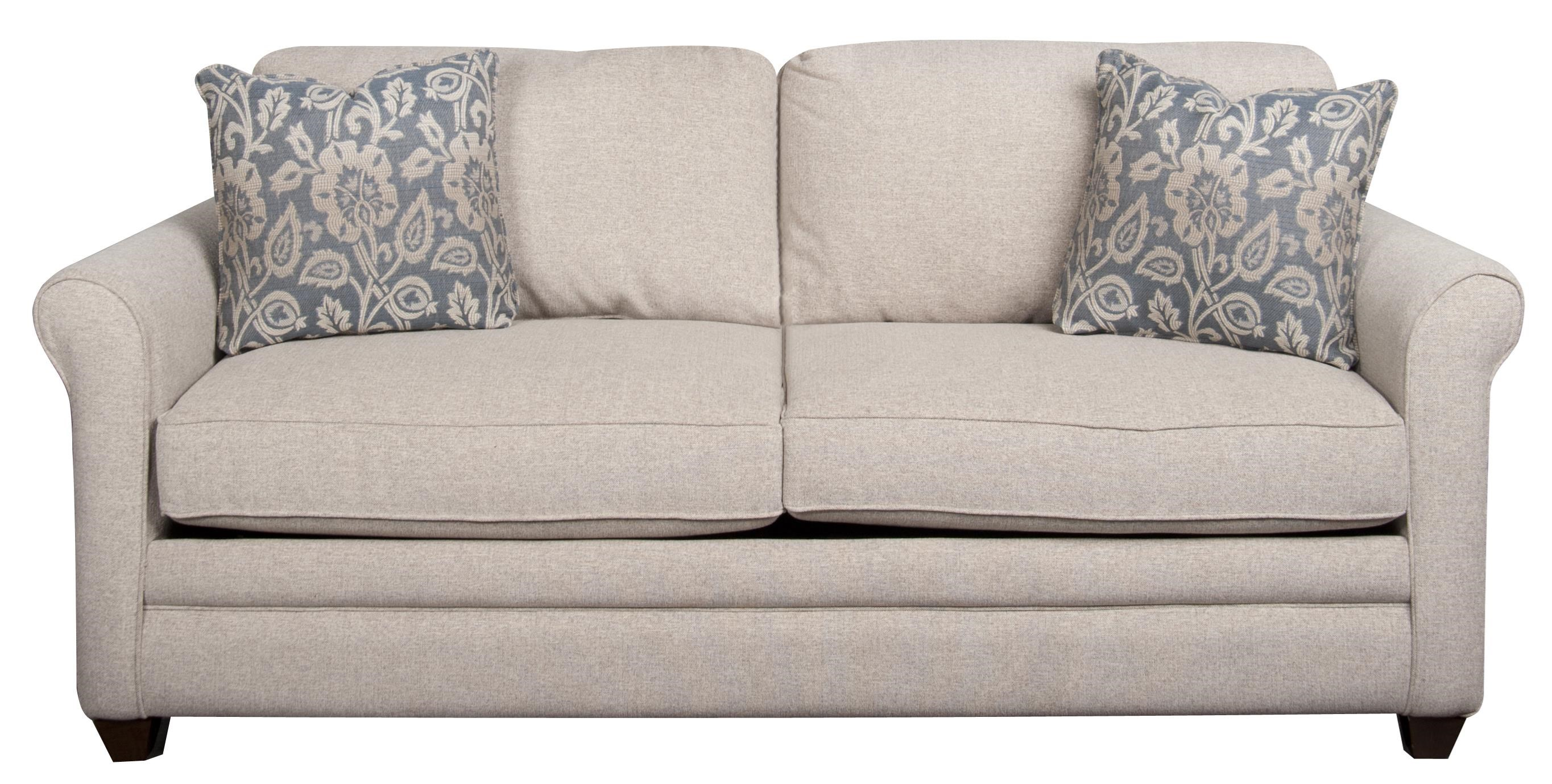 Elliston Place Mackenna Mackenna Queen Sofa Sleeper - Item Number: 601028702